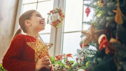 Как рассказать ребенку о Рождестве