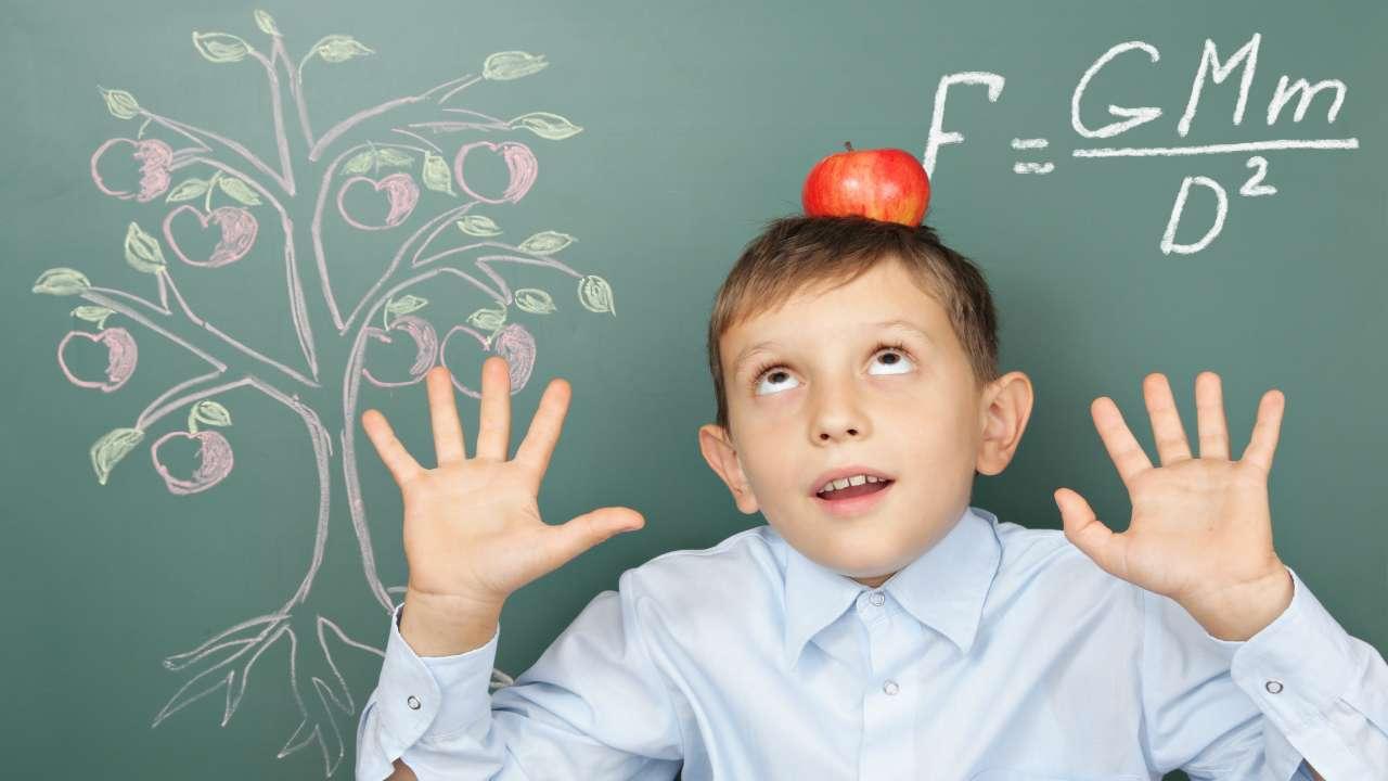 «Почему яблоки всегда падают перпендикулярно земле?»: считается, что поиск ответа на этот вопрос привел Ньютона к открытию закона всемирного тяготения
