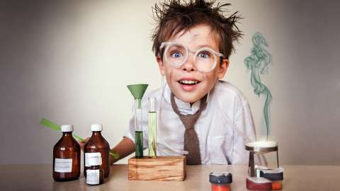 Тест: 10 удивительных открытий, которые сделали дети