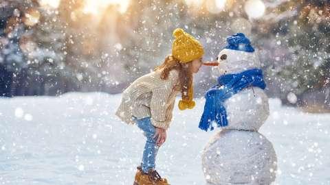 12 интересных фактов о снеге, которых ты точно не знал