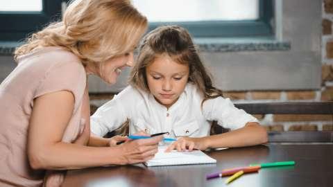 Тест: есть ли у вашего ребенка признаки дислексии?
