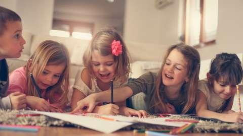 5 принципов педагогической системы Никитиных