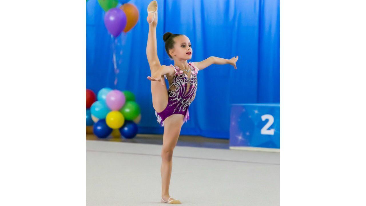 Василиса сражается за медаль