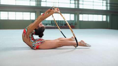Личный опыт: моя дочь — гимнастка