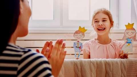 8 способов помочь ребенку, который волнуется перед выступлением