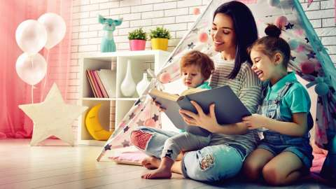 Почему так важно читать ребенку вслух