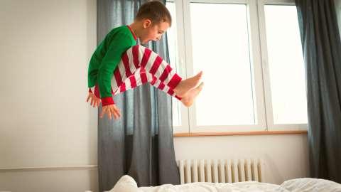 Что делать, если у вас гиперактивный ребенок
