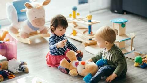 Эти игрушки обязательно должны быть у каждого ребенка