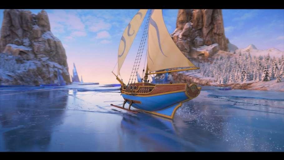 Снежная королева-3: Огонь и лёд