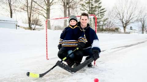 Личный опыт: мой сын — хоккеист