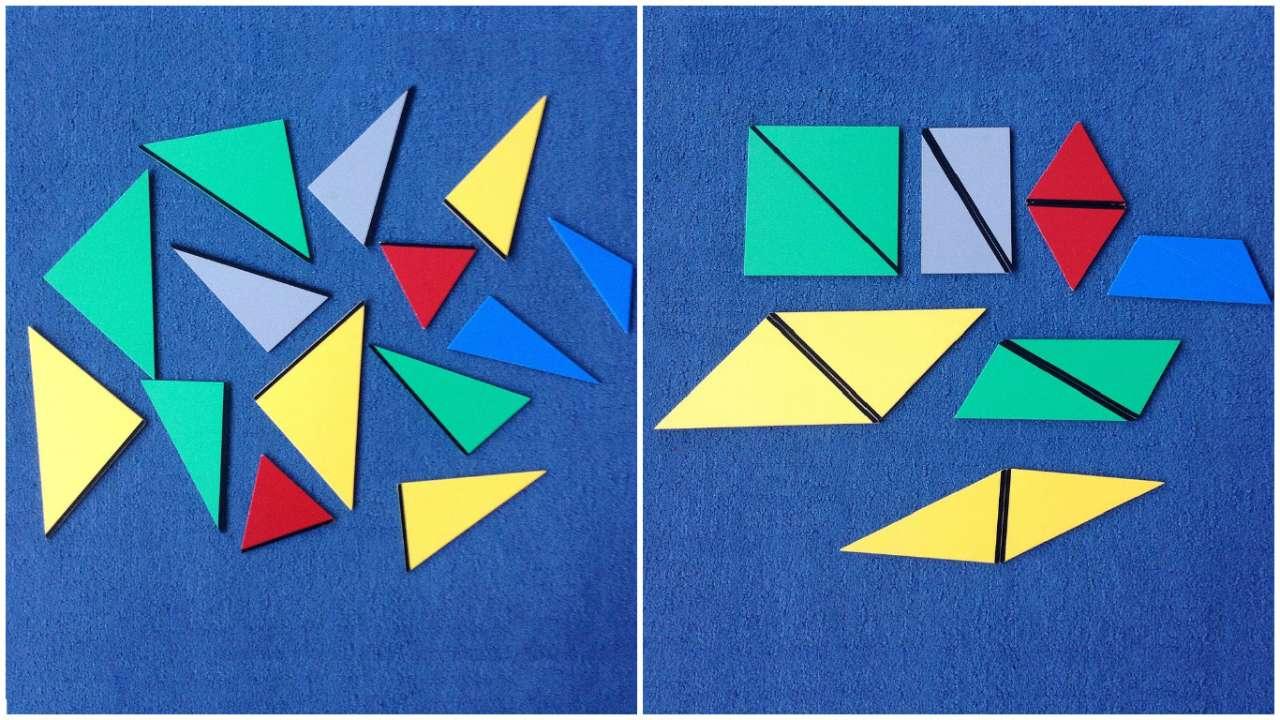 «Конструктивные треугольники»