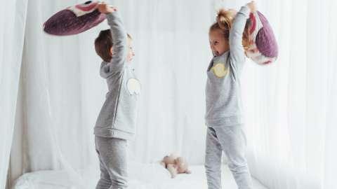 Пижамная вечеринка — это символ самостоятельности вашего ребенка, и вот почему