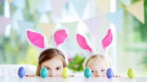 8 интересных способов разукрашивания пасхальных яиц