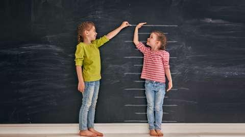 Почему нельзя сравнивать своего ребенка с другими