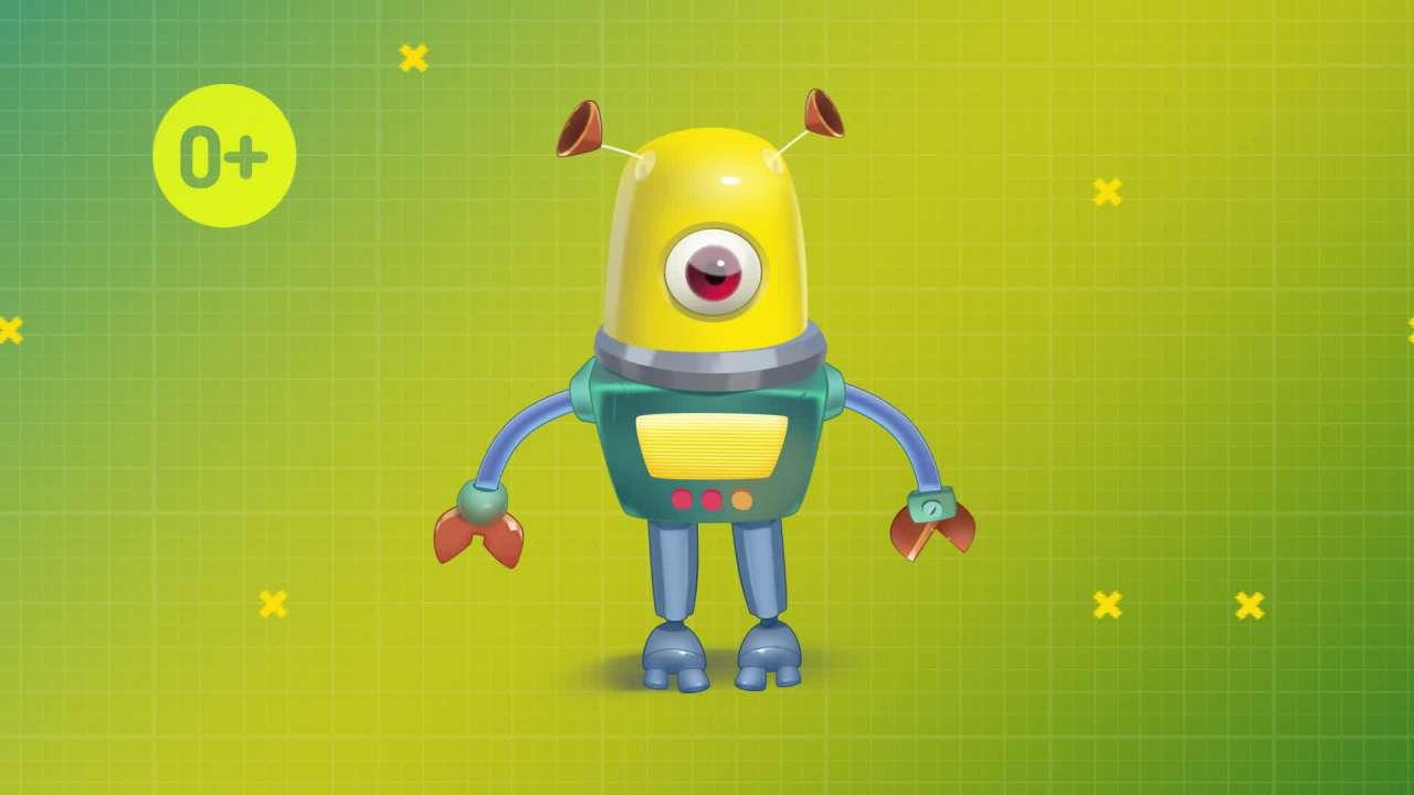 Приложение «О! Роботы»