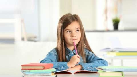 Как письмо от руки развивает мозг вашего ребенка