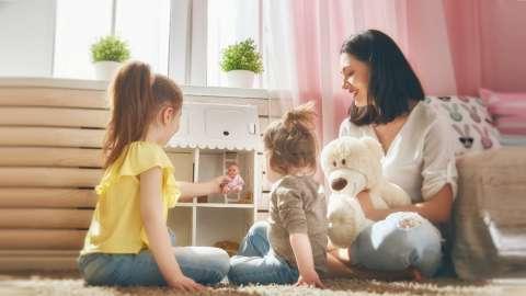 Что делать, если вам не хочется играть со своим ребенком