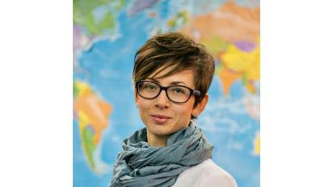 Ольга Бочкова, руководитель и тренер «Академии детской безопасности», клинический психолог, детский игровой терапевт
