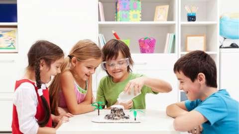 5 экспериментов, которые подружат ваших детей с наукой