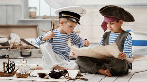Что такое кооперативные игры и как они развивают мозг вашего ребёнка