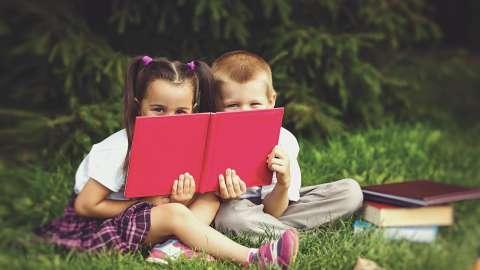 20 классных книг на лето для ваших детей