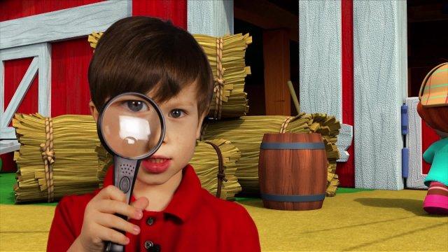 Рома представляет мультсериал «В мире малышей»