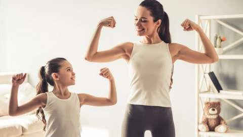 Не только тело, но и чувства: 4 причины заниматься спортом с ребёнком