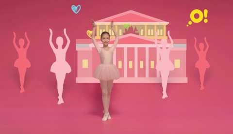 Видео: 5 интересных фактов о балеринах