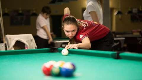 Личный опыт: «Я — чемпионка России по спортивному бильярду»