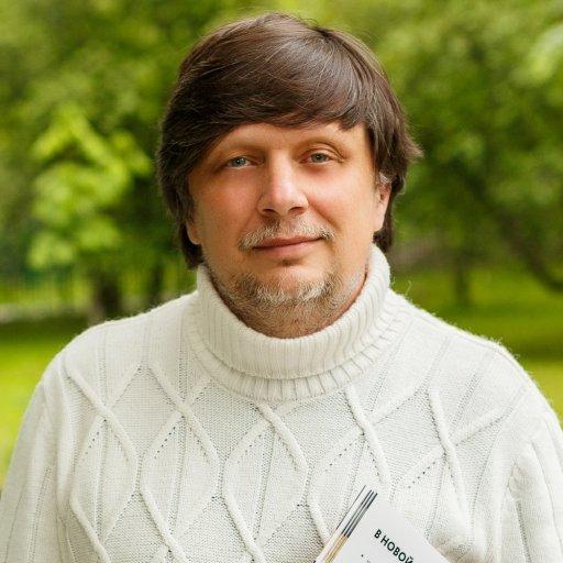 Сергей Плахотников, руководитель начальной школы «Новой школы»