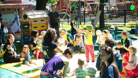 #ЛовиМомент: самые интересные события городского пикника SelfMama Day
