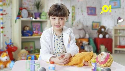 Премьера на «О!» Новые серии программы «Доктор Малышкина»