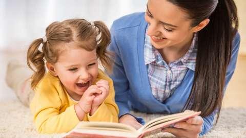 5 простых игр, которые научат ребёнка читать с удовольствием