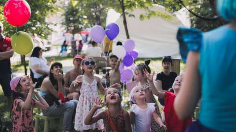 В Москве прошёл главный семейный пикник лета SelfMama Day!