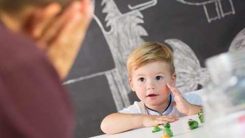 Идём в детский сад: 5 шагов к успешной адаптации