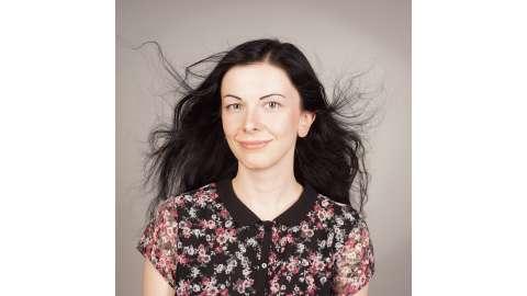 Анастасия Жердева, школьный психолог