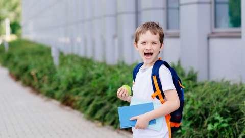Первый раз в первый класс: как помочь ребенку адаптироваться к школе