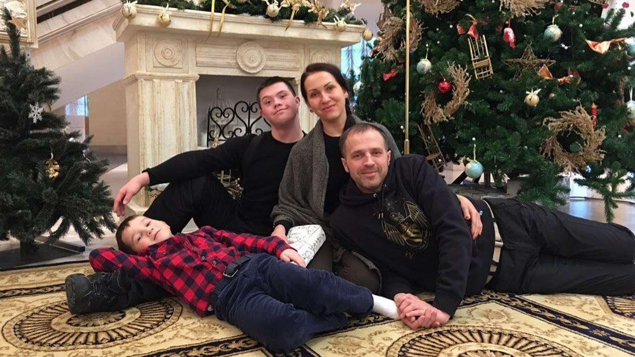 Семья Карцевых
