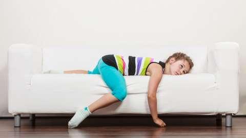 3 объективных причины, почему ребёнок ленится