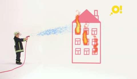 Рекорды профессии: за сколько секунд пожарный собирается на вызов (видео)