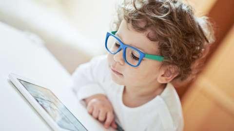 Тест: ваш ребёнок в безопасности, когда он в интернете?