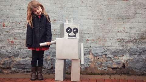 Почему воображаемый друг нужен каждому ребёнку (и даже некоторым взрослым)