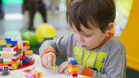 6 навыков, которые развивает лего-конструирование