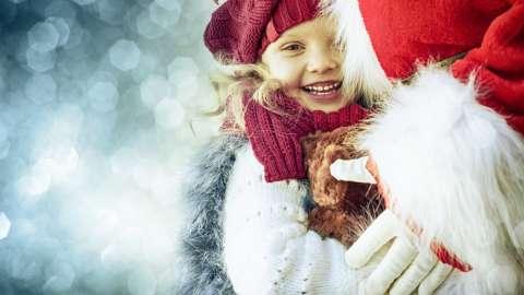 Тест: угадайте, из какой страны Дед Мороз?