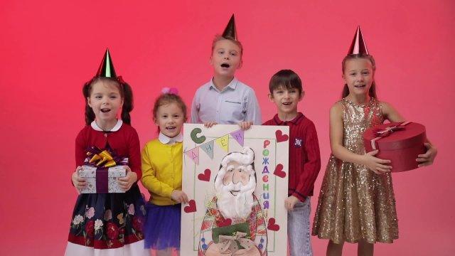 День рождения Деда Мороза на телеканале «О!»