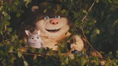 Премьера на «О!»: детский комедийный сериал «Диколесье»