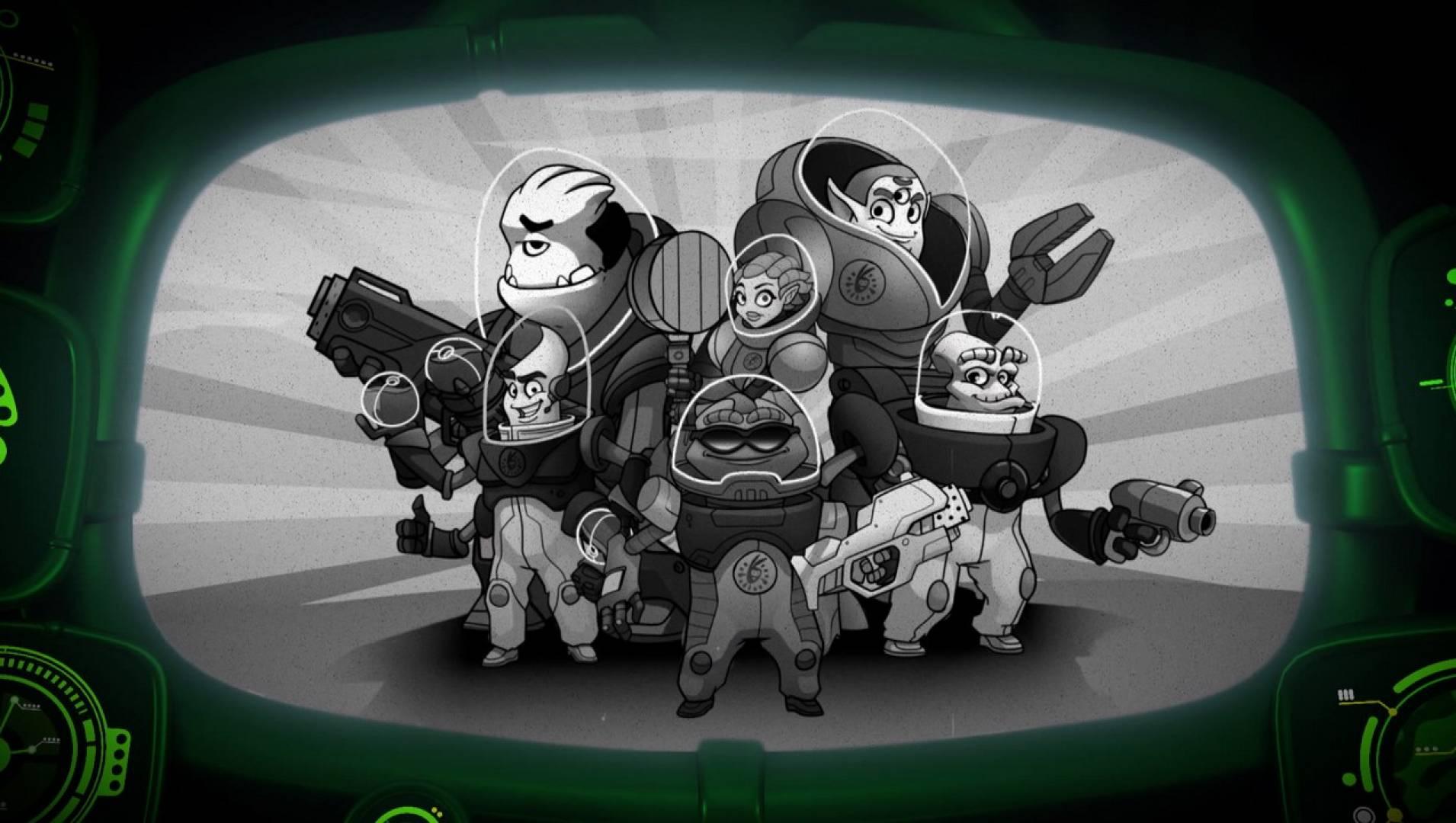 Шаранавты. Герои космоса
