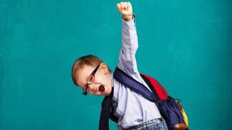 4 заповеди, которые помогут родителям пережить школьные годы без нервов и валерьянки