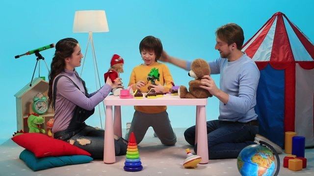 День любимой игрушки на телеканале «О!»
