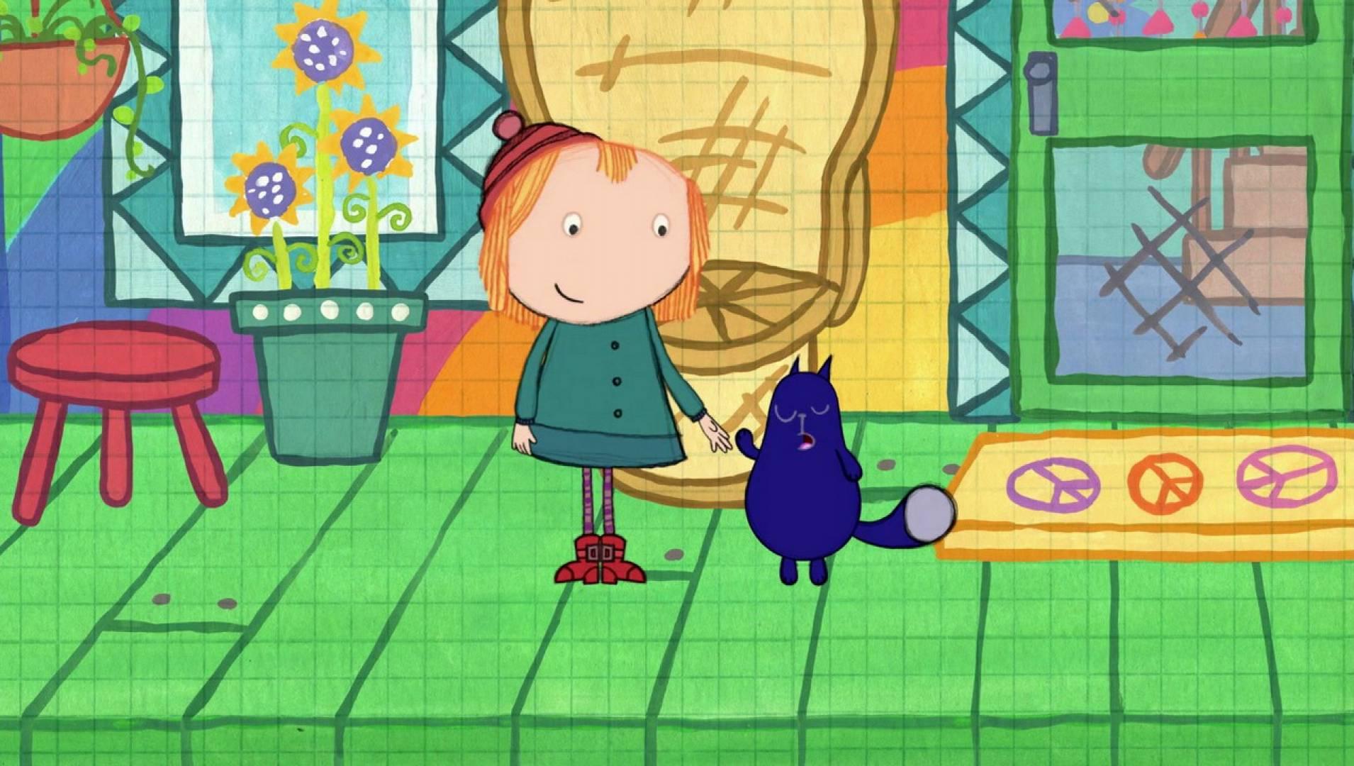 Пег + кот